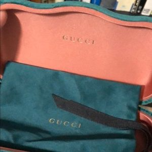Gucci sunglasses Case ONLY